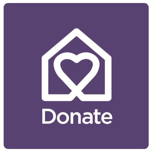 Hospice House Donate Button